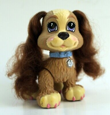 Fisher Price Snap 'N Style Pets COCO the COCKER SPANIEL Dog Puppy