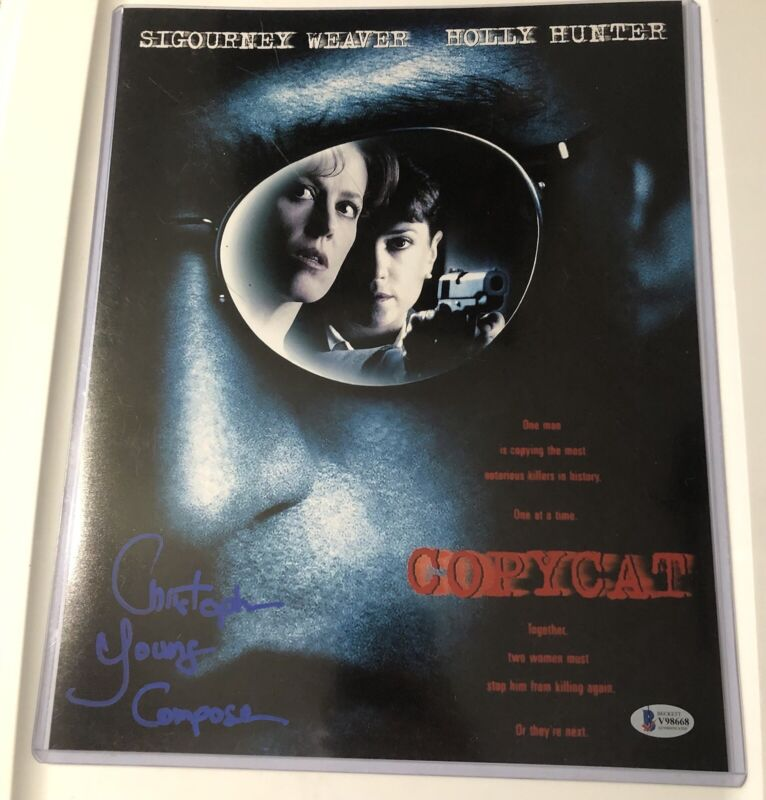 christopher young signed