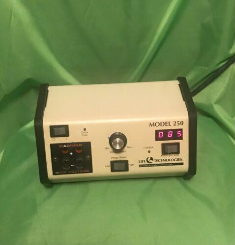 Gibco BRL Electrophoresis Power Supply Model 250