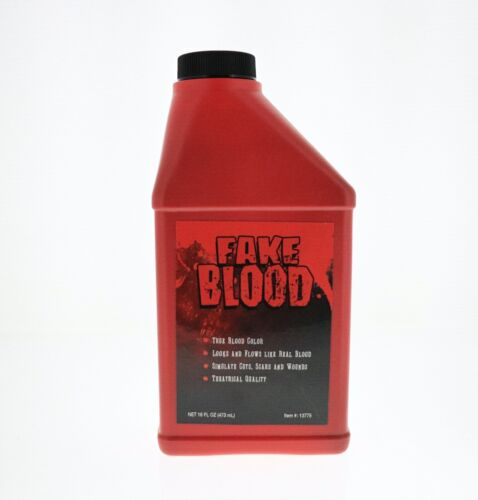 Fake Blood - 16 ounce Pint