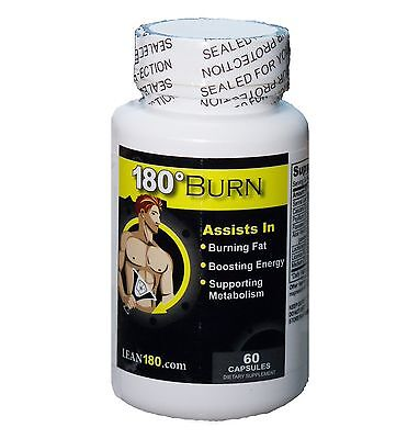 Best Fat Burning Supplement - Lean 180 Burn - Lose Weight, Be