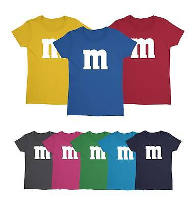 Favorite Halloween Costumes (M&M Halloween Costume M and M Costumes Favourite Ladies Crewneck)