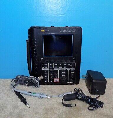 Tektronix Tekscope Ths 720 Autoranging 100mhz Oscilloscope Dmm