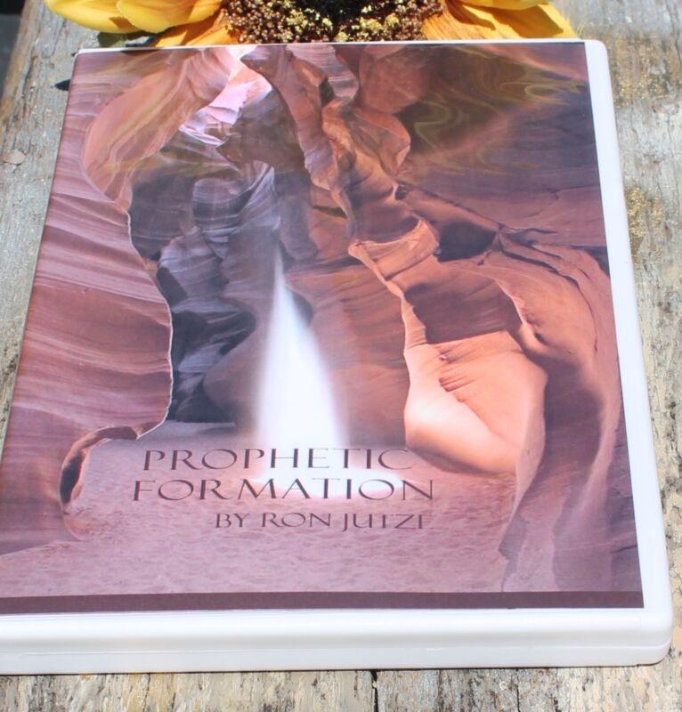 Prophetic Formation CD - Ron Jutzf