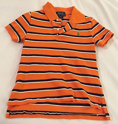 4 Ralph Lauren Polo Shirts Sz. 3T and 2T (FREE EXPEDITED SHIPPING!!!!!)