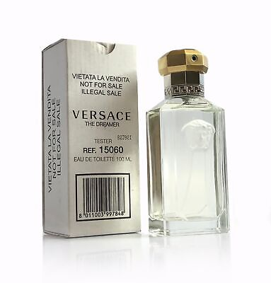 Versace The Dreamer Eau de Toilette 3.3 oz / 100 ml Men's Spray TSTR Box