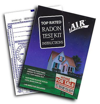 Air Chek Radon Gas Test Kit /Detector