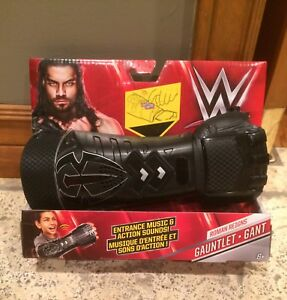 WWE ROMAN REIGNS GAUNTLET/GLOVE