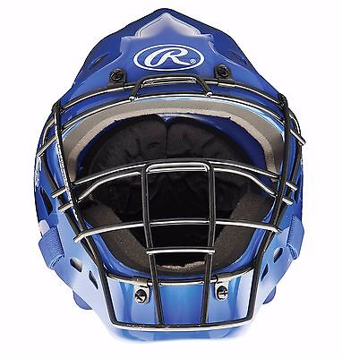 Girl's Fast Pitch Catcher's Gear Pack in ROYAL BLUE (Ages 9-13) Girls Fastpitch Catchers Chest Protector