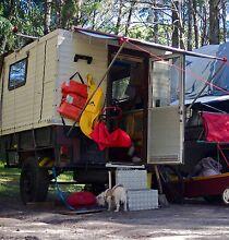 Mini Caravan (the Getaway Box) Cooroy Noosa Area Preview