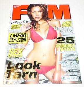FHM-THAILAND-January-2012-Magazine-LOOK-TARN-Hot-Asian-Thai-Babes-Issue-155