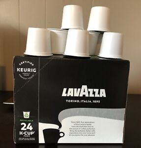 K-Cup. LavAzza 24 box plus 7