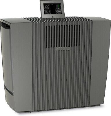 Luftreiniger Ionisator Lufterfrischer Aktivkohlefilter Allergiker Raucher30m² ct