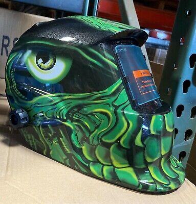 Pro Solar Auto Darkening Welding Helmet Arctig Mig Mask Grinding Welder Hood Us