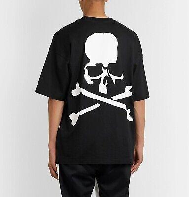 Mastermind World Cotton Jersey Skull Back Boxy Fit T shirt XL NWT Retail $700