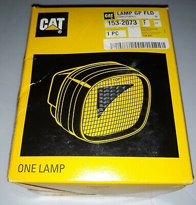 Caterpillar Cat 153-2073 Lamp Gp Flood New Old Stock From Shop