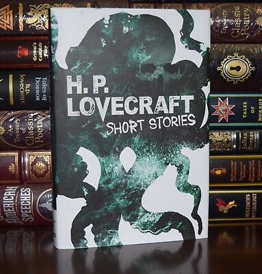 Lovecraft Short Stories Horror Call Chulhu Darkness Brand New Deluxe Hardcover