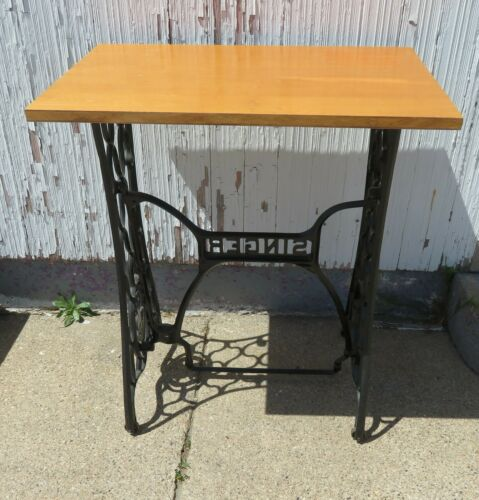 Antique Singer Treadle Sewing Machine Base Excellent  Circa 1900