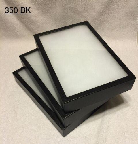 "3-350 Riker Mount Display Case Shadow Box Frame Tray   12"" X 8"" X 2"""