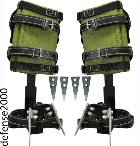 Tree Climbing Spike Set