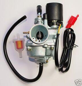 Carburetor For Piaggio Zip ETON 50cc Beamer 90cc 100cc Viper 2-Stroke Carb. USA!