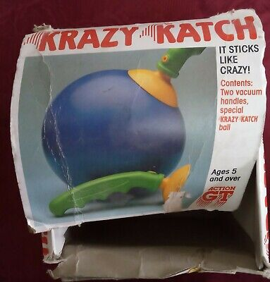 Action GT Krazy Katch Retro / Vintage Outdoor Ball Game