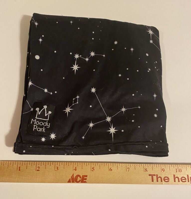 Moody Park Baby Car Seat Cover/Nursing Cover, Constellation Print