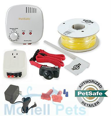 Petsafe Basic In-Ground Electric Deluxe Ultralight 2 Dog Fence  PUL-275 Collar