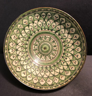 I Know The Plans for You Avocado Green 3 x 3 Terra Cotta Keepsake Decorative Bowl Tray