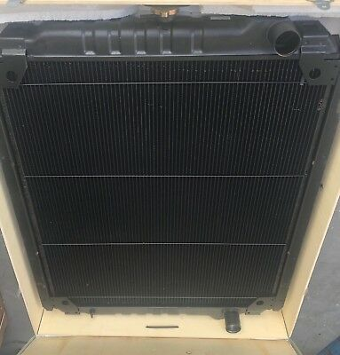 1415722 Radiator For Caterpillar 320b 320b L Cat 320b N Excavator