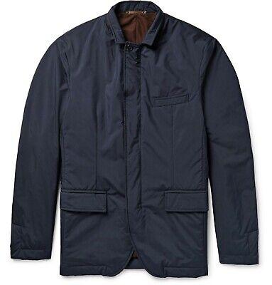 Hackett - Mayfair Slim-Fit Padded Shell Jacket - Size M