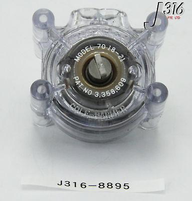 8895 Cole-parmer Masterflex Peristaltic Pump Head 7018-21