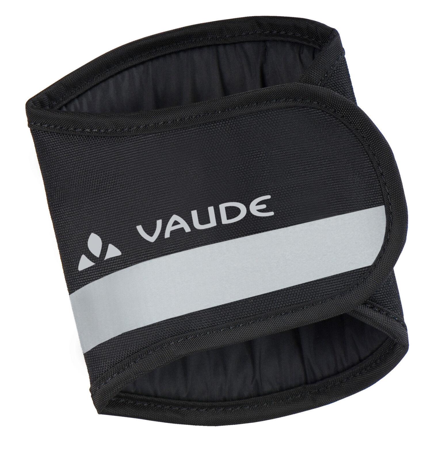Vaude CHAIN PROTECTION, Reflexband zum Radfahren, Kette…  