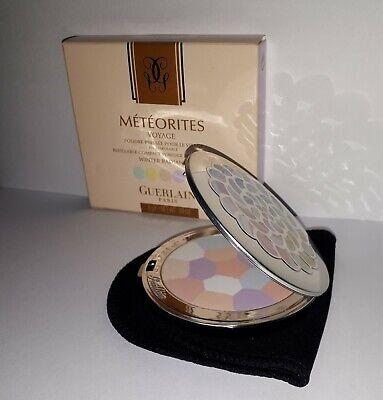 GUERLAIN Météorites Voyage Compact Powder Winter Radiance - New with Box Guerlain Winter Powder