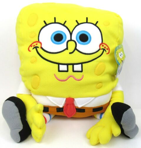 "Spongebob Squarepants 26"" Cuddle Pillow Stuffed Plush New With Tag 2000"