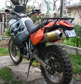KTM LC4 Adventure dirt bike for sale Heidelberg West Banyule Area Preview