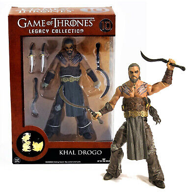 """Funko Game of Thrones Legacy Collection Khal Drogo 6"""" Action Figure New in Box"""