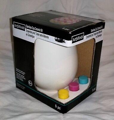Cup Craft Kit (ArtMinds Ceramic Mug Cup Painting Kit - Kids Craft Kit )