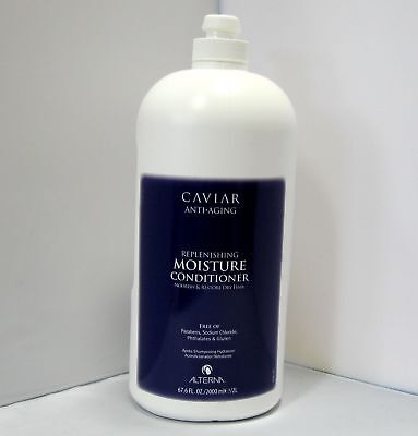 Pro Moisture - Alterna Caviar Replenishing Moisture Conditioner 67.6 oz Half Gallon PRO SIZE