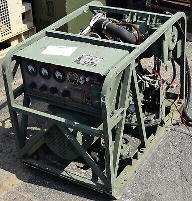Military Generator 3kw Mep-016e Yanmar L100 Portable Diesel 120 208 240 Vac 60hz