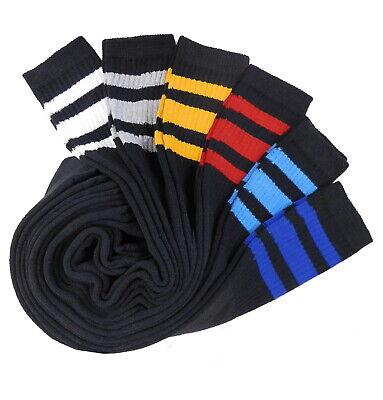 3//6//12//  Pair Mens White Extra Soft Green Seam Work//Sport Crew Sock SZ10-13.NEW.