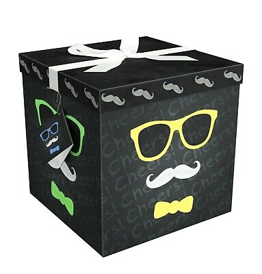 Gift Box - Large Gift Boxes with Lids - Funny Gifts - Amrita M - - Large Gift Boxes With Lids