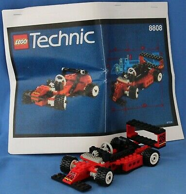 Lego 8808 F1 Racer (1994) Classic Expert Builder Technic