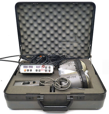 Working Mph Python Ii X Band Police Radar Gun W2 Antennasremoteforks