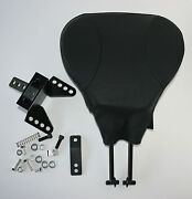 Harley Touring Rider Backrest