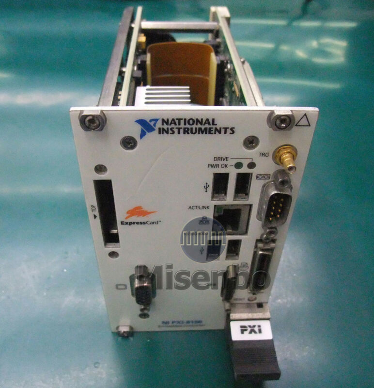 National Instruments NI PXI-8196 2.0 GHz  PXI Embedded Controller Tested Working