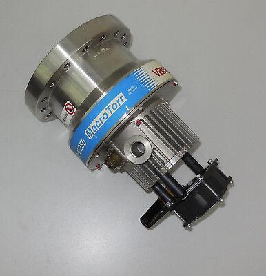 Varian Turbo-v 250 Macrotorr 969-9008