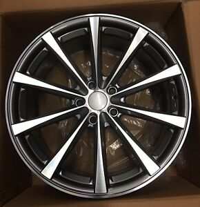 """New mags 20""""x8.5, 5x120 promotion 920$ for 4 tax in."""