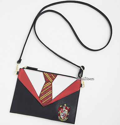 Harry Potter Danielle Nicole Gryffindor Outfit Robe Clutch - Gryffindor Outfit