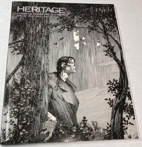 Heritage Comics & Comic Art Auction Catalog #7229 May 2020 Platinum Session